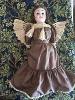 Antique 17-inch Alma, Armand Marseille German Bisque Doll Excellent Condition