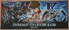 YuGiOh! Legendary Collection Kaiba Hard Board Collapsible Playmat - Brand New