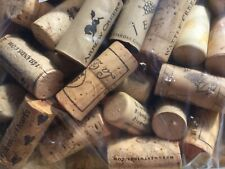 100 Plastic/Synthetic wine corks (Crafts)