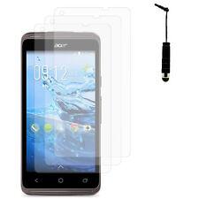 Lot/ Pack Films Protecteurs Protection Acer Liquid Z410 + Stylet