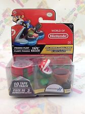 World of Nintendo Series 2 Mario Kart Tape Racer Piranha Plant on Piranha Slide