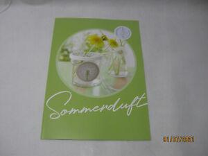 SOMMERDUFT Stickvorlagenheft von FINGERHUT Christiane Dahlbeck