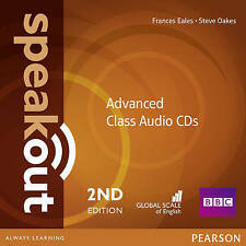Speakout Advanced 2nd Edition Class CDs (2), Antonia Clare