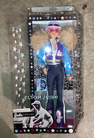 """2020 Barbie Signature Elton John """"Tiny Dancer"""" Collector Doll NEW *SHIPS TODAY*"""