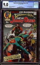 Jimmy Olsen # 134 CGC 9.0 CRMOW (DC, 1970) 1st appearance of Darkseid