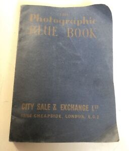 The Photographic Blue Book 1954