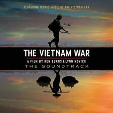The Vietnam War - A Film By Ken Burns & Lynn Novick - The Soundtrack - (NEW 2CD)