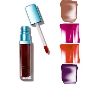 E.L.F ELF AQUA BEAUTY RADIANT GEL LIP STAIN - TINT LIPSTICK GLOSS STICK MATTE