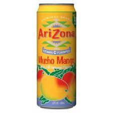 Arizona mucho Mangue jus de fruits cocktail 680 ml 23fl OZ (grande taille) 2 Pack