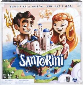 NEW Santorini Game from Mr Toys