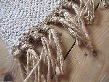 Jute Kitchen Striped Rugs