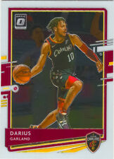 Darius Garland 2020-21 Optic Basketball Card#129 Wrong Back Prizm Printing Error