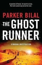 The Ghost Runner: A Makana Investigation (Makana Mystery 3), Bilal, Parker Book
