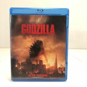 Used - Godzilla (2014) - Blu-ray