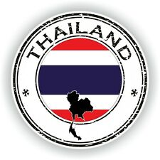 Tailandia Sello Sello Pegatina para Coche Camión Portátil Tablet Nevera Puerta