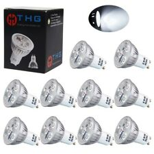 10x High Power GU10 4W=35w LED Bulbs Spotlight Cool Day White Light sMD Lamp UK