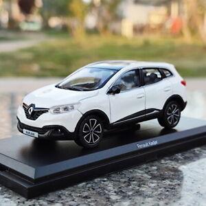 Norev 1/43 Scale Renault Kadjar 2015 white DieCast Car Model Collection Toy