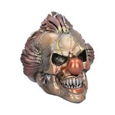 More details for nemesis now - mechanical laughter - skull 18cm figurine ornament steampunk goth