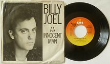"BILLY JOEL An Innocent Man 7"" VINYL"