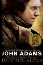 John Adams by David McCullough (2008, Paperback, Movie Tie-In)***free shipping**