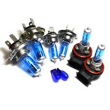 VW Polo 6R H7 H4 H8 501 55w Super White Xenon High/Low/Fog/Side Headlight Bulbs