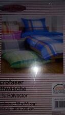 Bettwäsche 135x200 Mikrofaser- Doppelbett