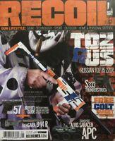 TOZ -35 / BERGARA B-14 R /   2020 RECOIL Magazine #48 /COLT TARGET INSIDE / NEW
