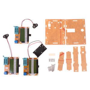 LCR-T4 Mega328 transistor tester diode triode capacitance ESR meter MOS NPN.wy
