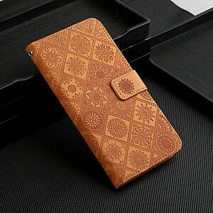 Case For iphone 11 Pro Max 12 Mini 12 Pro Leather Flip Wallet Stand Phone Cover