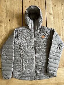 NWOT First Lite 'Brooks' Model Down Sweater Jacket - Size Large - Gray