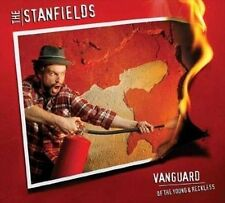 NEW Vanguard of the Young & Reckless (Audio CD)