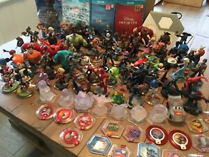 Disney Infinity Characters/Figures Power Discs Game Portal 1.0 2.0 3.0 You Pick