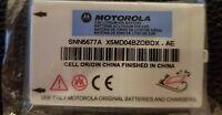 OEM MOTOROLA SNN5677A C200 C201 C202 Standard Battery 3.6v