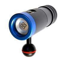 ScubaLamp 12W UV LED  385mm Photo / Video Ligh 100m 330ft BLUE