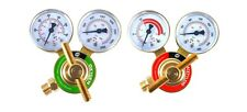 SÜA - Oxygen and Acetylene Regulators Welding Gas Gauges - Rear Entry - LDB