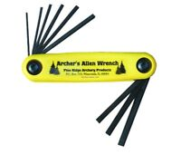 NEW! Pine Ridge Archery Archer's Allen Wrench Set 2520