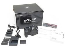 OPEN BOX Canon EOS RP Full Frame Mirrorless Camera - 26.2 MP - Body Only + EXTRA