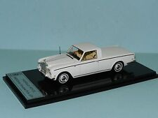 1/43 Resin 1965 Rolls Royce Silver Shadow Pick Up (Funeral Flower Car)  Ute MiBX