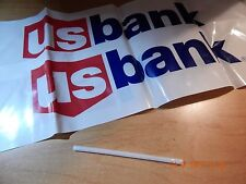 US BANK CHEER STIX THUNDER CLAPPERS RED WHITE BLUE NEW FREE SHIPPING