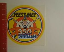 Pegatina/sticker: 350 textiel SuperS Zeeman Feest mee (23011717)