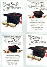 Daughter / Son Graduation Card