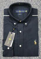 Ralph Lauren Polo Oxford Shirt Slim Fit Euro Cut - Various Colours