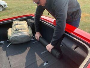 1997-04 Corvette C5 Rear Bumper Bib Protector Apron Fascia Fender Cover Vinyl