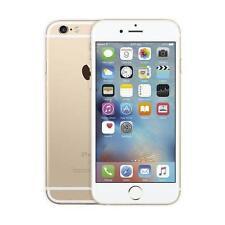 Apple iPhone 6s - 64GB - Gold (Unlocked) A1633 (GSM) (MKRJ2LL/A) -B