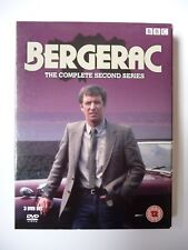 Bergerac Series 2 Complete DVD 2006 3-Disc Set