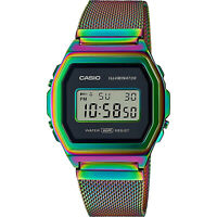 Casio G-Shock Vintage A1000 Rainbow Limited Edition Rare New Watch A1000RBW-1