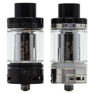 Aspire Cleito 120 Tank With Extension Glass TPD Compliant