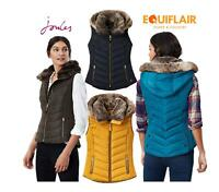 Joules Womens Maybury Chevron Quilted Padded Gilet - AW19