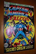 Captain America #155 Nov 1972, Marvel Comics Group