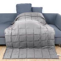 Weighted Blanket Queen Size Heavy Blanket Full Size, Great Deep Sleep 15 lbs